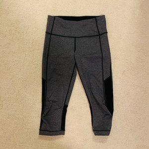 Lululemon cropped sport pants